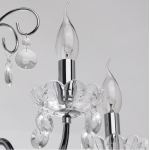 MW-Light  № 683010305 (Свеча) Светильник