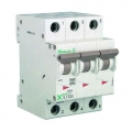 Автомат 3p 16A PL7-C16/3 Moeller