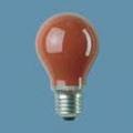 Лампа  накаливания  15w A55 E27 OR(оранж)(Philips)