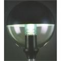Шар d400мм PC №73400/05 с зеркальной полусферой Elkamet