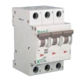 Автомат 3p 20A PL7-B20/3 Moeller