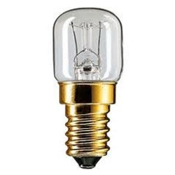 Лампа  накаливания  15w T22 E14 CL(для быт.приборов)(Philips)