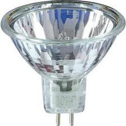 Лампа  галог.  Dichro Accent 50w 12V GU5.3 60D(Philips)