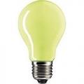 Лампа  накаливания  15w A55 E27 YE(желт)(Philips)