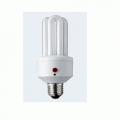 Лампа  комп. люм. AutoESaver 15w E27 WW с фотоэлементом (Philips)