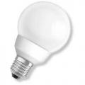 Лампа  комп. люм. Dulux Star Mini Globe 11W/827 220V (Osram)