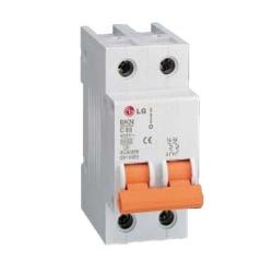 Автомат 2P 63A C BKN LS