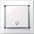 Кнопка-клавишн.  (бел) 34150-30 SIMON
