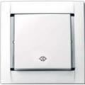 Выключатель для управ. с трех мест. (бел) 34251-30 SIMON