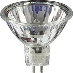 Лампа  галог.  Dichro Accent 20w 12V GU5.3 36D(Philips)