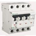 Автомат 4p 16A PL7-B16/3N Moeller