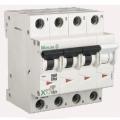 Автомат 4p 20A PL7-C20/3N Moeller
