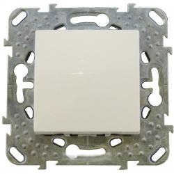 Выключатель 1 кл. кнопочный MGU5.206.25ZD (беж) Merlin Gerin