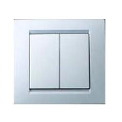 Выключатель проходн. 2 кл. (бел) 1590397-030 SIMON