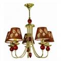 MW-Light  № 344019105 (Федерика золото) Светильник