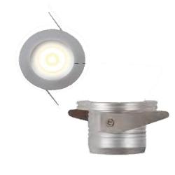Светильник светодиодный ULM-R02-1W/NW IP20 Sand Silver