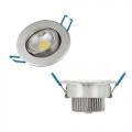 Светильник светодиодный ULM-R31-3W/NW IP20 Silver