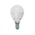 Лампа LED-G45-6W/WW/E14/FR/DIM ALP01WH