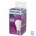 Лампа  LED Bulb 13-100W, A60, E27,3000K (12шт. в кор.) (Philips)