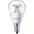 Лампа  LED 5.5-40W E14 2700K 230V P45CLND (10шт. в кор.) (Philips)