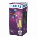 Лампа  LED Classic 7-70W ST64 E27 WW CL D APR (Philips)