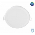 Св-к 59448 MESON 105 7W 30K WH recessed Philips