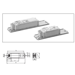 Дроссель LN-36.824 №172436 VS