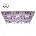 MW-Light № 227018806   (Граффити) Граффити 6*20W G4 12 V LED люстра(пульт)