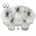 MW-Light № 229010506   (Ультра) Ультра 6*60W E14 220 V LED люстра