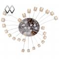 MW-Light № 244011324   (Каскад) люстра(пульт)