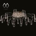 MW-Light № 244017321   (Каскад) Каскад хром 21*20W G4 12 V люстра(пульт)