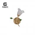 DeMarkt № 256025001   (Флора) Флора золото 1*60W Е14 220 V бра