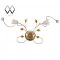 MW-Light № 294022502   (Подснежник) Подснежник золото 2*20W G4 12 V бра