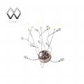 MW-Light № 294023103   (Подснежник) Подснежник хром 3*G4 20W 12 V бра