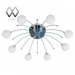 MW-Light № 306010408   (Оливия) люстра