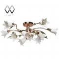 MW-Light № 334011510   (Верона) Верона золото 10*60W Е14 220 V люстра
