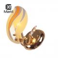 DeMarkt № 336020401   (Сабрина) Сабрина золото 1*60W Е14 220 V бра