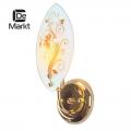 DeMarkt № 336021301   (Сабрина) Сабрина золото 1*60W Е14 220 V бра