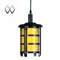 MW-Light № 339014701   (Восток) Восток 1*9W Е27(энергосб) 220 V люстра