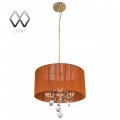MW-Light № 344017403   (Федерика) Федерика золото 3*60W Е14 220 V люстра