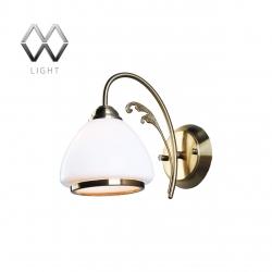 MW-Light № 347024501   (Фелиция) Фелиция бронза 1*60W Е27 220 V бра