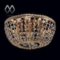 MW-Light № 351010704   (Изабелла) Изабелла золото 4*60W Е14 220 V люстра