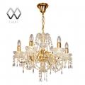 MW-Light № 373010406   (Адель) Адель 6*60W E14 220 V люстра