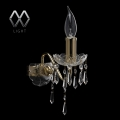 MW-Light № 373020901   (Адель) Адель 1*60W E14 220 V бра