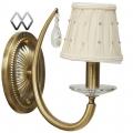 MW-Light № 419020301   (Августина) Августина 1*60W E14 220 V бра