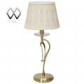 MW-Light № 419030201   (Августина) Августина 1*60W E14 220 V наст.лампа
