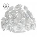 MW-Light № 423030201   (Розалия) Розалия 1*40W E14 220 V наст.лампа