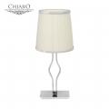 Chiaro № 460030101   (Инесса) Инесса 1*60W E27 наст.лампа