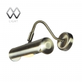 MW-Light № 502020201   (Вернисаж) Вернисаж бронза антик 1*40W Е14 220 V спот