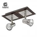 DeMarkt № 503020602   (Арктур) спот (без лампочек в комплекте)